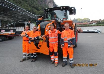Autonome Provinz Bozen - Straßendienst - Bozen